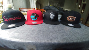 Mitchell & Ness Snapback Hats for sale and Big Sean FF hat