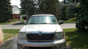 Trading or selling my 2003 Lincoln Navigator