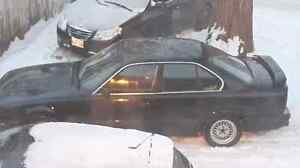 95 BMW 530i beautiful shape