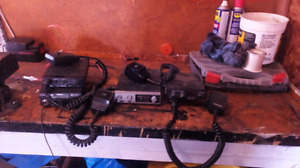 4 cb radios ....all work 80.00 or best offer