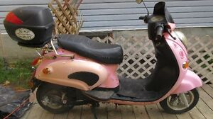 pink electric scootteretti 2011