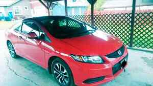 2013 civic ex coupe