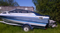 Boat and trailer  still for sale ....Great deal...