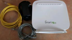 Modem avec routeur wifi intégré Smart RG