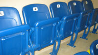 Floor mounted Arena Seating