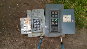 2 fuse panels for sale