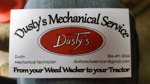 Dusty's Mechanical Service