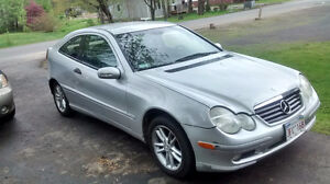 2003 Mercedes-Benz Other Coupe (2 door)