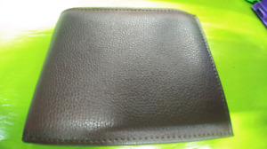 GENUINE LEATHER COWHIDE WALLETS AT THE NORTHSIDE MARKET!