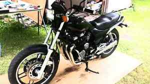 84 nighthawk cb650sc **SOLD**