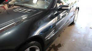 2004 Mercedes Benz SL500 One owner never winter driven 37000kms