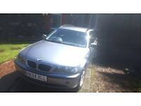 2004 BMW 320 Touring Diesel Estate