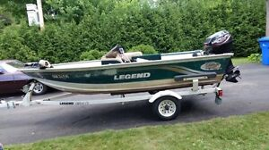 1999 Legend ~ V151 Viper, 15ft with trailer etc..