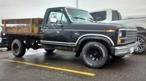 1980 Ford F150 (priced to sell quick)