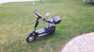 Hawk electric scooter