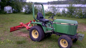 Mid Size Diesel Tractor