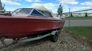1972 campion 165hp boat for sale