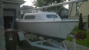 Sail boat Siren 17 for Sale West Island Greater Montréal image 5