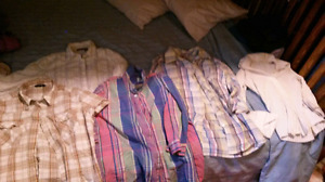 7 SHIRTS FOR $30