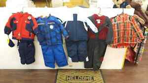 Boys snowsuit and jackets London Ontario image 1