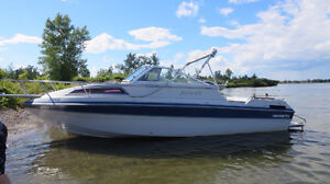 1988 Cadorette Holiday 200 - 20ft Cuddy Cabin with trailer