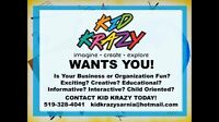 KID KRAZY WANTS YOU!