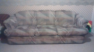 King size pull out couch