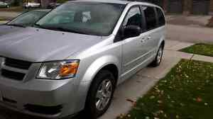 Dodge Grand Caravan stow & go