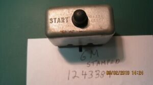 "GM Seat Belt interlock relay from mid 70""s Part # 1243384"