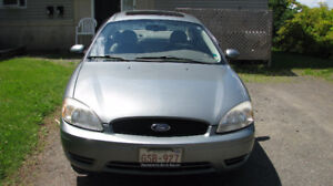 2006 Ford Taurus sel Sedan 3L/V6  Consider trade for a SUV