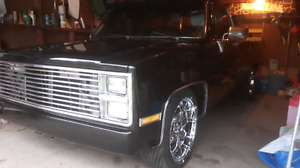 Clean 1982 Chevy !!