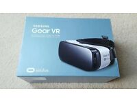 SAMSUNG GEAR VR BRAND NEW BOXED COMES WITH TWO YEARS SAMSUNG WARRANTY