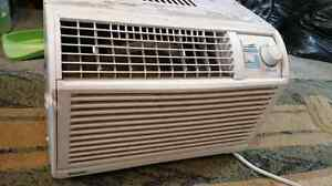 Two window air conditioner for sale