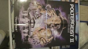Poltergeist 2 & 3 Collector's Scream Factory Exclusive Posters