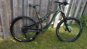 2018 Rocky Mountain Thunderbolt A30: Only 6 Rides