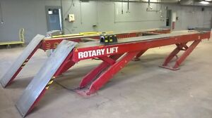 Rotary 12000lb drive on hoist Stratford Kitchener Area image 2