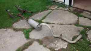 For sale complete exhaust come of 2006  Ford Ranger $300 O.B.O Stratford Kitchener Area image 1