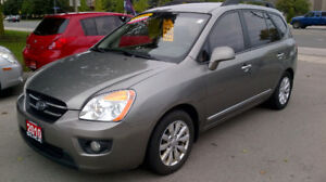2010 KIA RONDO EX - $ 5599 / CERTIFIED + 1 YEAR WARRANTY