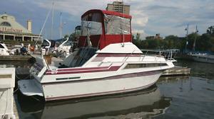 27  carver nice boat