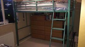DOUBLE HIGH SLEEPER / LOFT BED