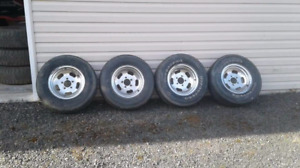 5x120.7 wheels and tires