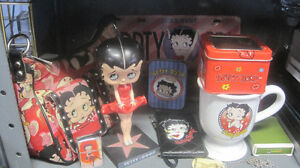 Betty Boop Collectibles!