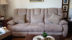 Reclining Couch and Chair Set- $850 OBO