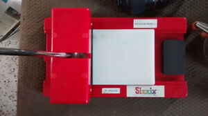 Sizzix Die cutting machine with adapter Kingston Kingston Area image 1