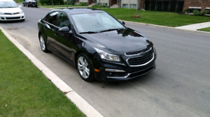 2015 Chevrolet Cruze 2LT RS BLACKOUT