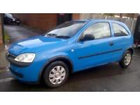 Vauxhall/Opel Corsa 1.2i 16v 2002MY Club