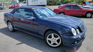 2000 Mercedes Clk 430 For Sale.