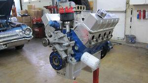 FORD V8 STROKER 468 CU IN // 683 HP.  O MILES