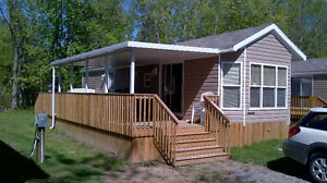 Two Bedrooms Park Model Resort Cottage - Income Opportunity