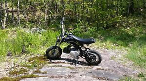90 cc Chinese pit bike
